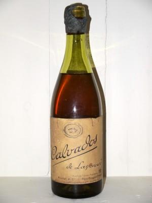 Calvados millesime Calvados De Lavocourt Maison Peuchet