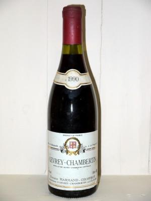 Gevrey-Chambertin 1990 Domaine Harmand-Geoffroy