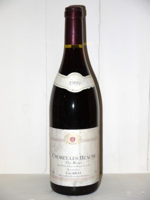 "Chorey-Les-Beaune 1999 ""Clos Margot"" Louis Gras"