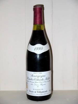 """Hautes Côtes de Nuits """"Aux Dames Huguette"""" 1995"""
