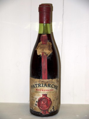 """Bourgogne """"Cuvée Visitandines"""" 1967 Patriarche"""