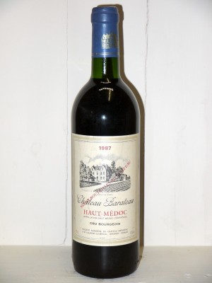Château Barateau 1987