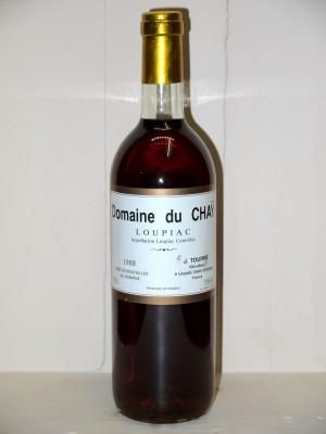 Vins de collection Sauternes - Barsac - Loupiac Domaine Du Chaÿ 1988