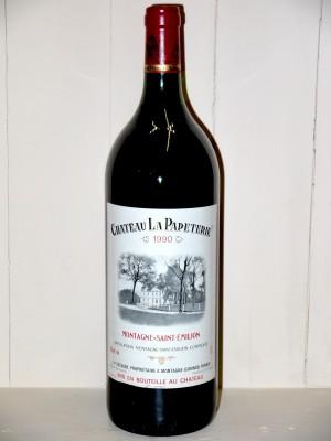 Magnum Château La Papeterie 1990