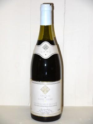 Vins anciens Châteauneuf du Pape Château de Saint-André 1993