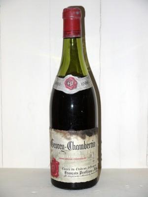 Gevrey-Chambertin 1966 Domaine François Protheau
