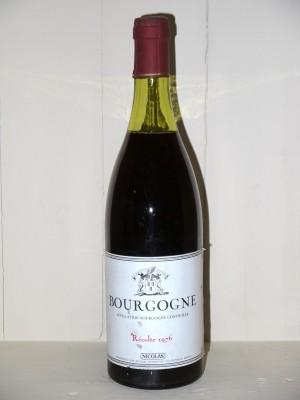 Bourgogne 1976 Nicolas
