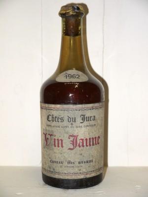 Vin Jaune 1962 Caveau des Byards