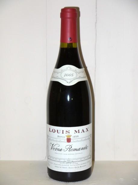 Vosne-Romanée 2005 Louis Max