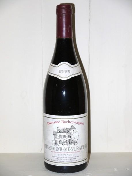 Chassagne-Montrachet 1999 Domaine Bachey-Legros