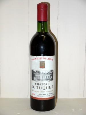 Château Le Tuquet 1970
