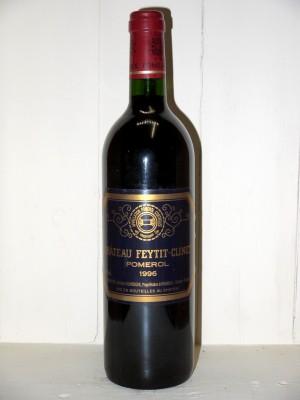 Château Feytit-Clinet 1996