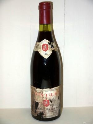 Nuits-Saint-Georges Clos de la Maréchale 1967 Domaine Faiveley