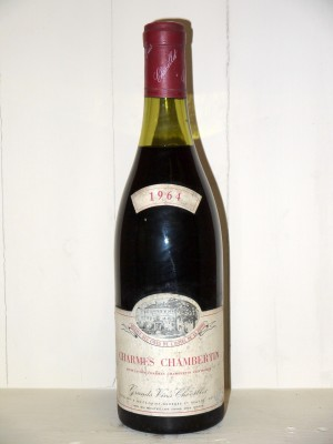 Grands crus Vosne-Romanée Charmes-Chambertin 1964 Chevillot
