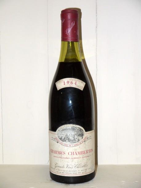 Charmes-Chambertin 1964 Chevillot