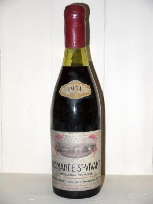 Romanée Saint-Vivant 1971 Domaine Charles Noellat