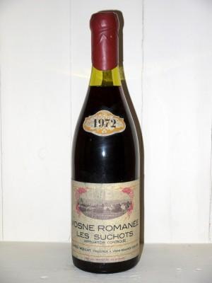 """Vosne Romanée """"Les Suchots"""" 1972 Domaine Charles Noellat"""