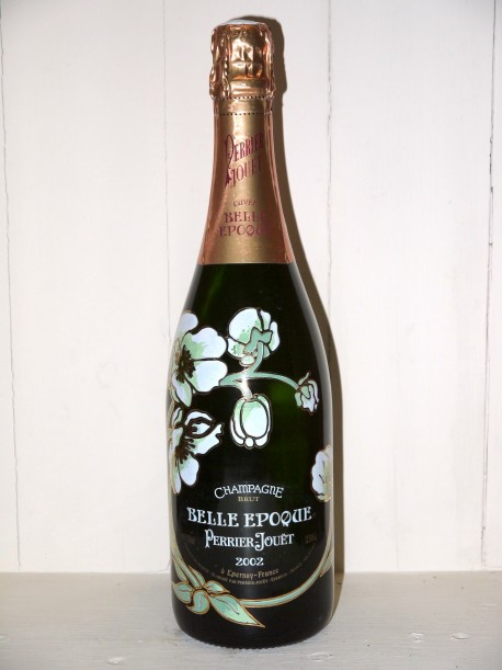 Champagne Brut Belle Epoque 2002 Perrier-Jouët