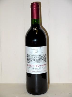Château Franc-Mayne 1991