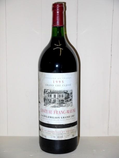Magnum Château Franc-Mayne 1995