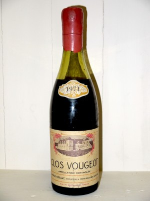 Clos Vougeot 1971 Domaine Charles Noellat