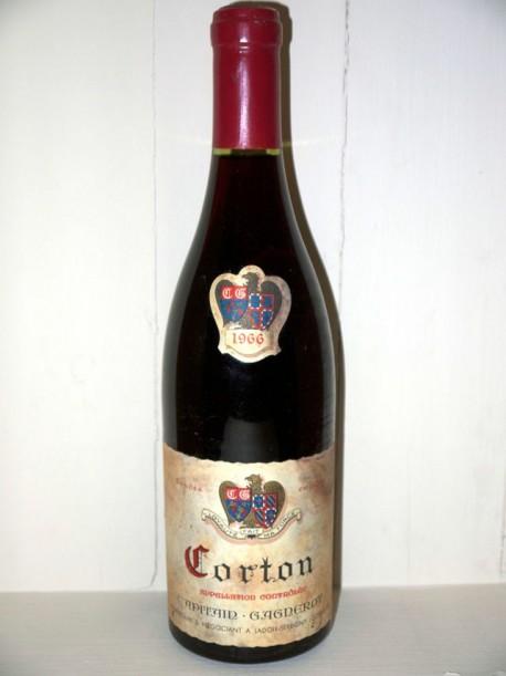 Corton 1966 Maison Capitain-Gagnerot