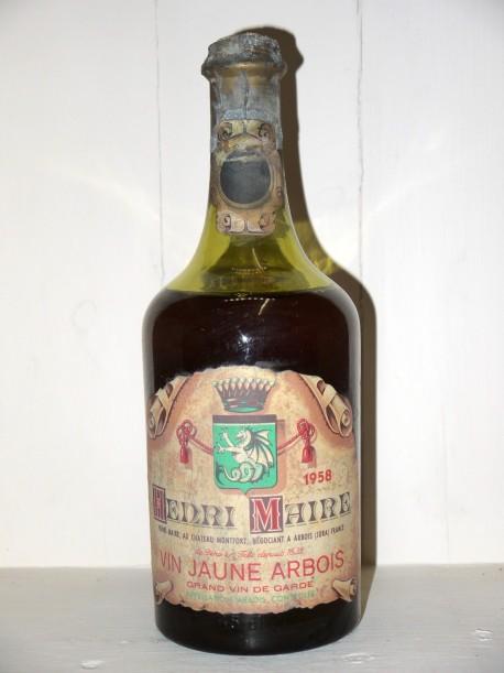 Vin Jaune Arbois 1958 Henri Maire
