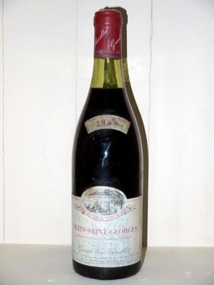 Grands vins Nuits-Saint-Georges Nuits-Saint-Georges 1969 Chevillot