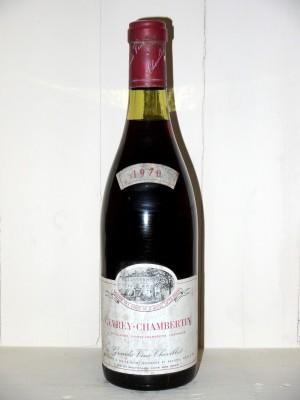 Gevrey-Chambertin 1970 Chevillot
