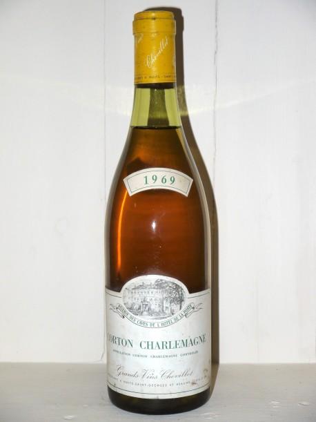 Corton-Charlemagne 1969 Chevillot