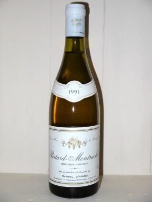 Vins de collection Chassagne-Montrachet - Puligny-Montrachet Bâtard-Montrachet 1991 Domaine Jouard Gabriel