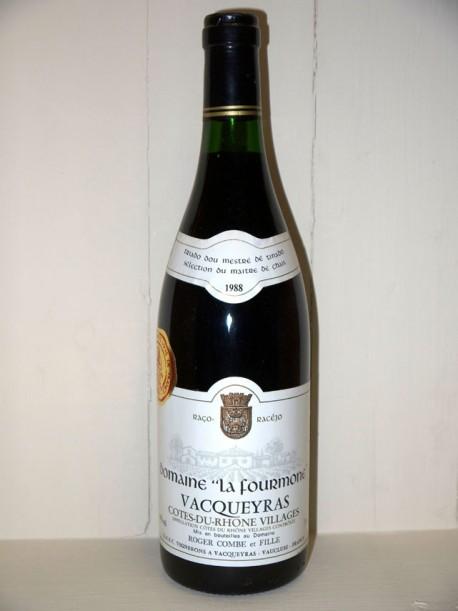 Domaine La Fourmone Vacqueyras 1988