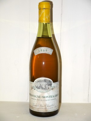 Chassagne-Montrachet 1969 Chevillot