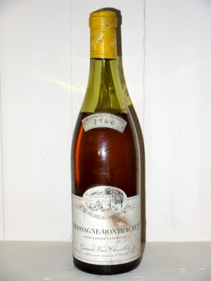 Vins de collection Chassagne-Montrachet - Puligny-Montrachet Chassagne-Montrachet 1966 Chevillot