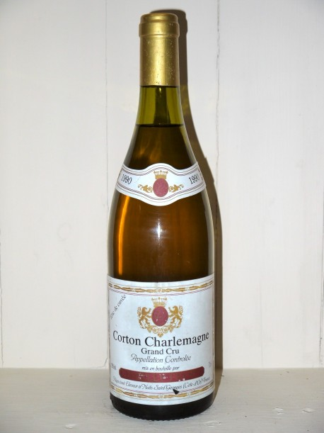 Corton-Charlemagne 1990 Charley Frères