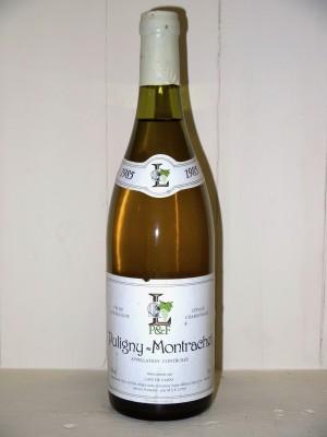 Vins de collection Chassagne-Montrachet - Puligny-Montrachet Puligny-Montrachet 1985 Langoureau Père et fils