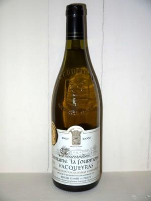 "Grands vins Vacqueyras Cuvée ""Fleurantine"" Domaine La Fourmone Vacqueyras 1997"
