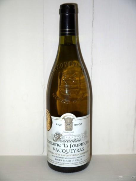 """Cuvée """"Fleurantine"""" Domaine La Fourmone Vacqueyras 1997"""