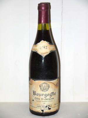 Bourgogne Côte Saint Jacques 1992 Domaine Alain Vignot