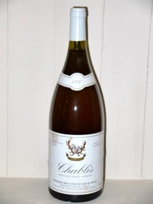 Magnum Chablis 1997 Domaine des Côteaux de Rameau