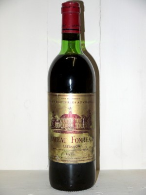 Château Fonréaud 1977