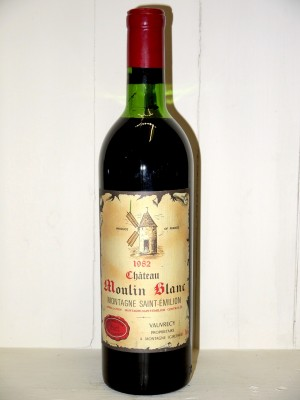 Château Moulin Blanc 1982