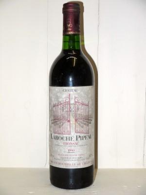 Château Laroche Pipeau 1990