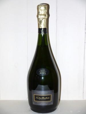 """Champagne Nicolas Feuillatte """"Cuvée Spéciale"""" 2005"""