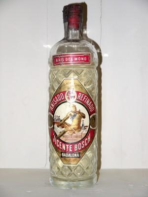 Liquor millesime Anis Del Mono Vicente Bosch Années 50