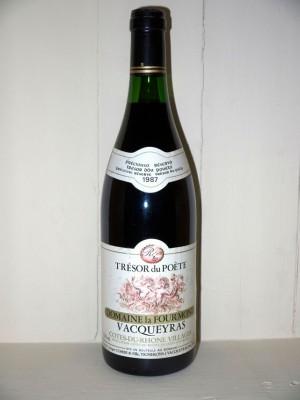Domaine La Fourmone Vacqueyras 1987