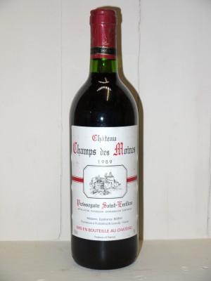 Château Champs des Moines 1989