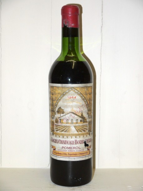 Vieux Château Bourgneuf 1964