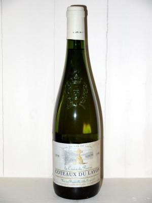 Vins anciens Loire La Croix de Pierre 1998