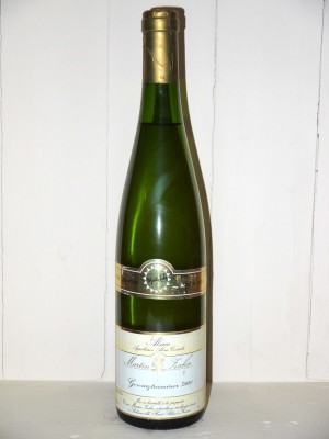"Gewurztraminer 1991 ""Cuvée Prestige"" Martin Zahn"